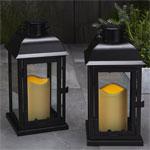 Lamplust Solar Lantern Set