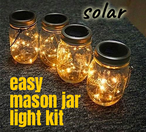 Mason Jar Solar Lights How To Avoid Common Problems